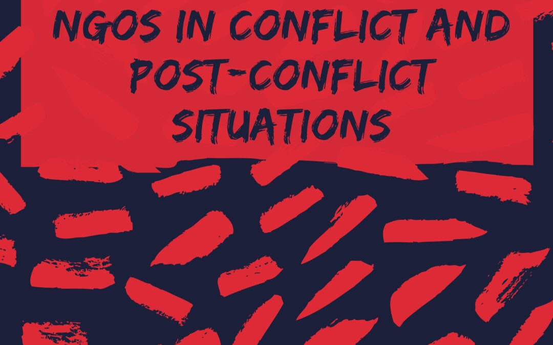 Challenges facing NGOs in conflict and post-conflict situations –  26 February (World NGO Day)